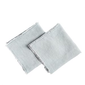 Papaya Keira Linen Pillowcase Set