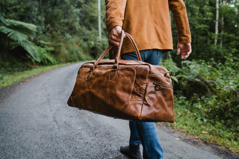 Classic Duffle – styled