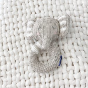 Knitted Rattle