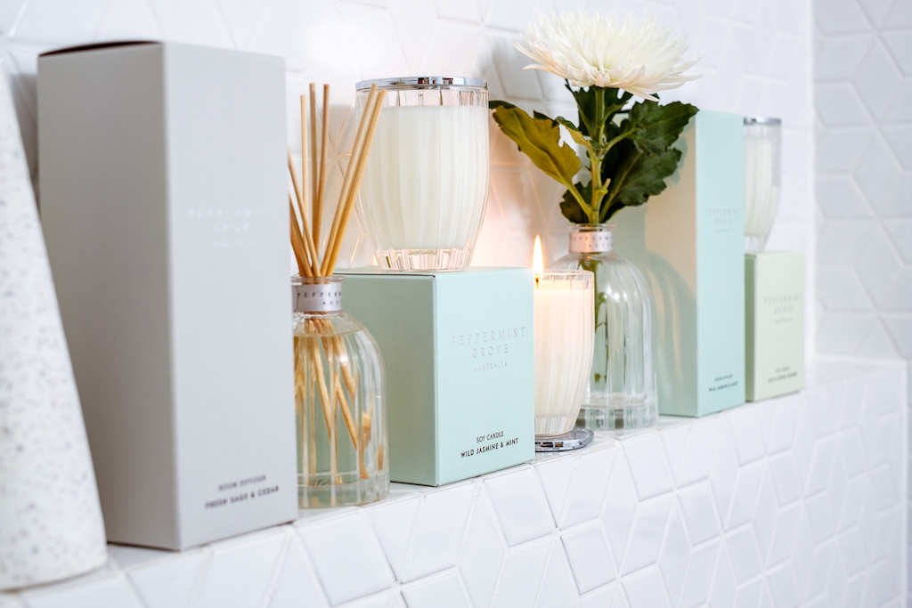 peppermint grove diffuser styled
