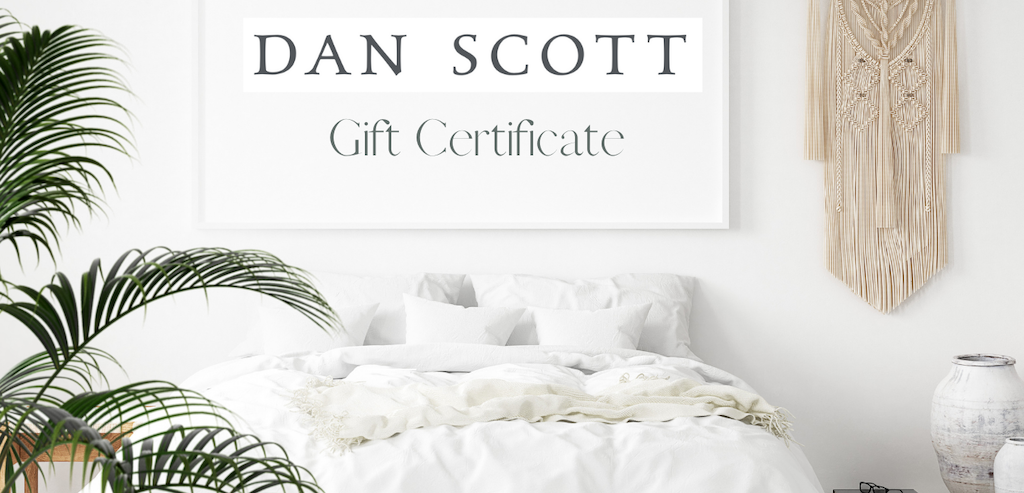 Dan Scott Gift Certificate Image for Website