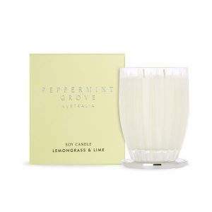 Lemongrass and Lime Candle