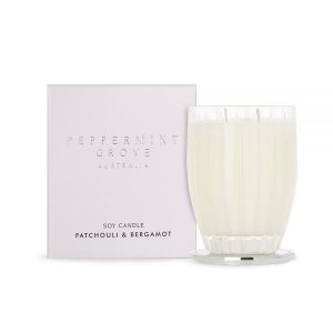 Patchouli and Bergamot Candle