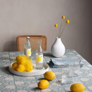 Mist Sienna Table Cloth