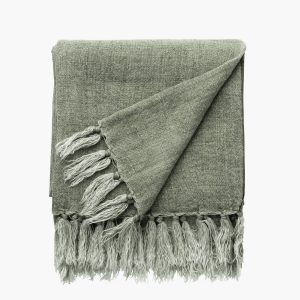 Burton Seagrass Throw