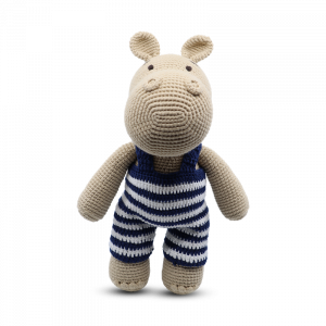 Hippo Standing Toy