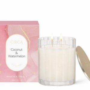Coconut and Watermelon Candle