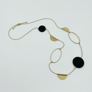 Julia Clear Necklace
